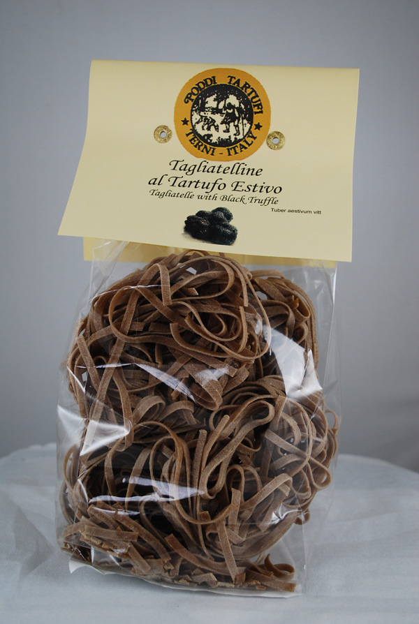 Tagliatelle with Black Truffle from Poddi Tartufi