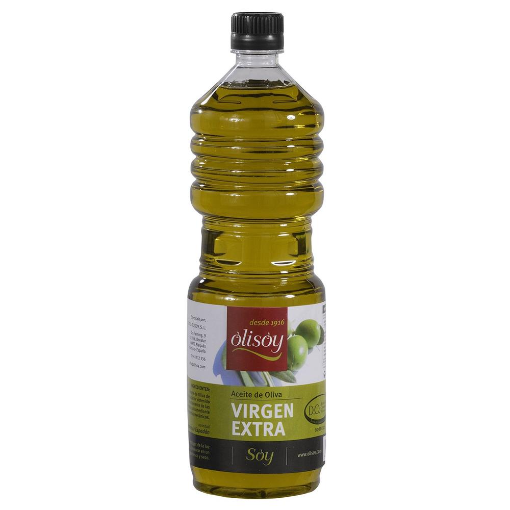 Extra Virgin Olive Oil PET Bottle